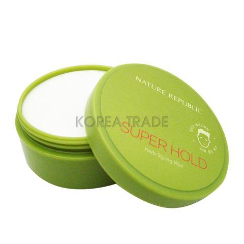 Nature Republic Herb Styling Wax #Super Hard Воск для укладки волос