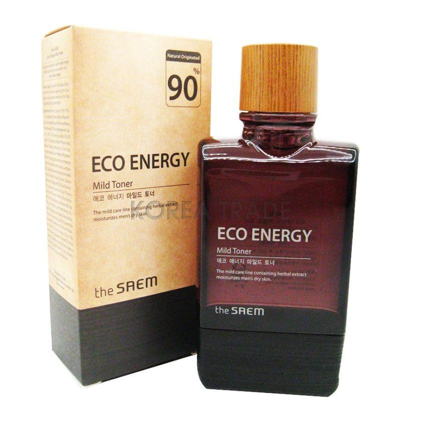 Saem Eco Energy Mild Toner Тонер мужской энергетический