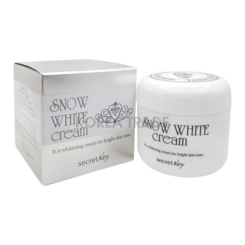 Secret Key Snow White Cream Крем с активным отбеливающим действием