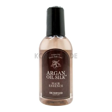 SKINFOOD Argan Oil Silk+ Hair Essence Эссенция для волос с маслом арганы