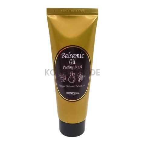 SKINFOOD Balsamic Oil Peeling Mask Ночная маска с эффектом пилинга