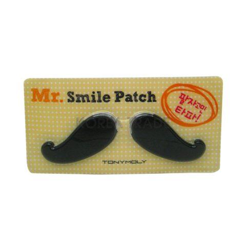 TONY MOLY Mr.Smile Patch Гидрогелевые патчи от носогубных складок