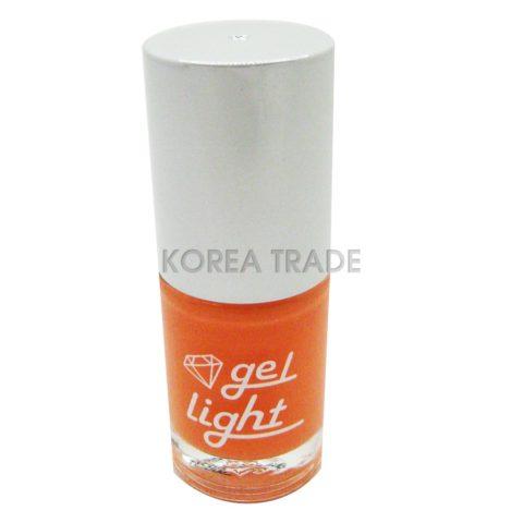 TONY MOLY Tony Nail Gel Light #GL04 Happy Coral Гель-лак