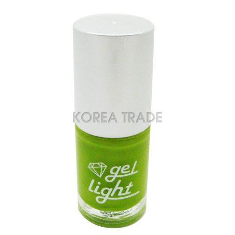 TONY MOLY Tony Nail Gel Light #GL08 Baby Green Гель-лак