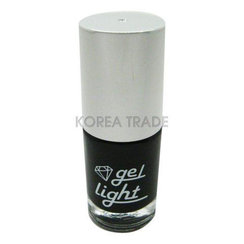 TONY MOLY Tony Nail Gel Light #GL33 Clear Black Гель-лак